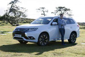 Lee más sobre el artículo El triatleta Javier Gómez Noya presenta el nuevo Mitsubishi
