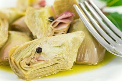 En este momento estás viendo Receta saludable: alcachofas con jamón ibérico