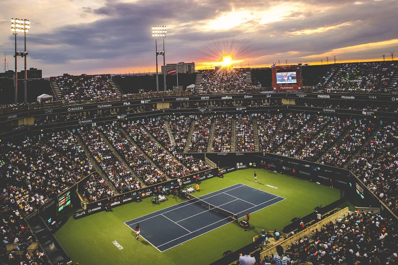 En este momento estás viendo Las principales competiciones internacionales de tenis
