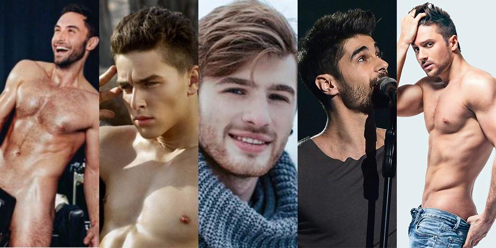 Los 5 macizos y buenorros de Eurovisión 2016