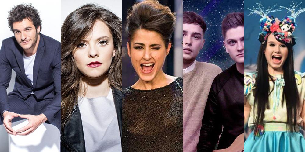El 'Big Five' se hunde en Eurovisión