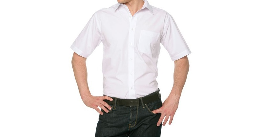 En este momento estás viendo NO a las camisas de manga corta