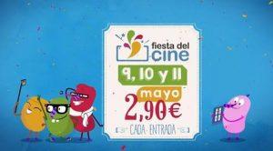 Lee más sobre el artículo Vuelve la fiesta del cine: películas a 2,90 euros