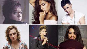 Lee más sobre el artículo Así suenan las 6 canciones candidatas a representar a España en Eurovisión 2017