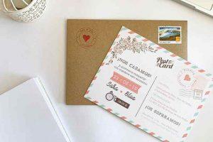 Lee más sobre el artículo Ideas a tener en cuenta para diseñar tus invitaciones de boda