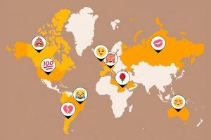 Lee más sobre el artículo ¿Cuáles son los emojis más populares?