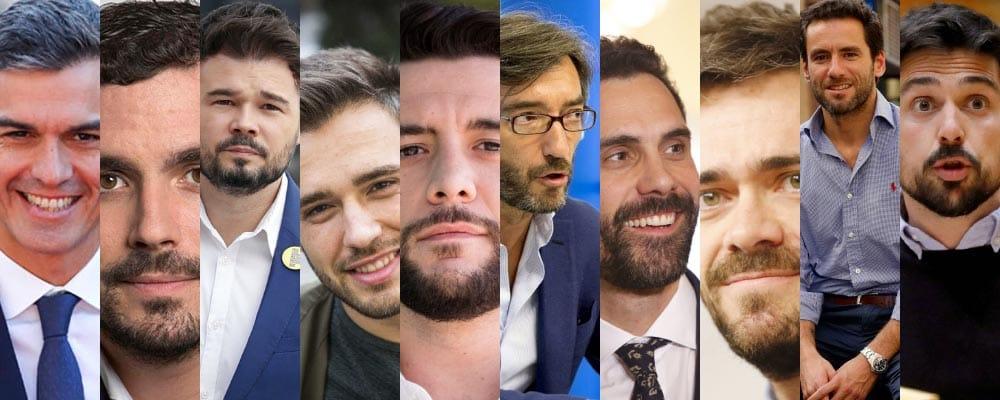 Los 10 políticos españoles más guapos